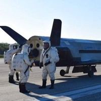 An unmanned US military spacecraft spent 718 days orbiting Earth in secret mission