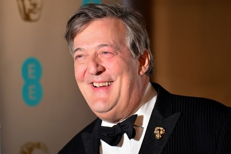 TV Presenter Stephen Fry was accused of blasphemy for utterances in an interview with Gay Byrne.