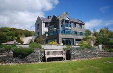 This magnificent modern villa on the Cork coast could be the ultimate seaside haven