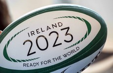 One of Ireland's rivals for 2023 World Cup bid gets major government boost