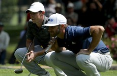 McIlroy and DJ to form star-studded pairing at Players Championship