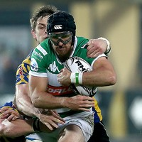 McKinley misses out as Conor O'Shea names Italy squad for June Tests