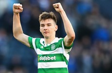 Celtic youngster happy despite Man United and Chelsea interest
