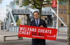 Every three months, the government will publish the names and addresses of welfare fraudsters