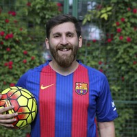 Things get Messi for Iranian lookalike