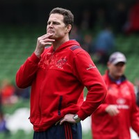 Erasmus not finished in transfer market as Munster look to bolster squad