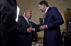 Donald Trump has just fired the head of the FBI