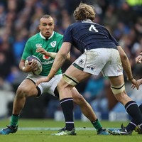 Ireland draw Scotland, while England placed in pool of death again for 2019 Rugby World Cup