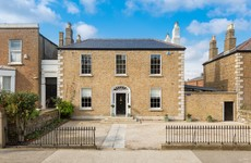 This modernised period home is between two of Dublin's most popular towns