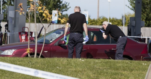 Victim of Dublin gangland shooting was wearing bulletproof vest