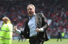 Back for good: Harry Redknapp to stay on at Birmingham City - reports