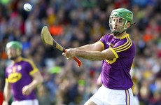 Blow for Wexford hurler after injury leaves him 'a major doubt' for Leinster opener