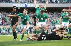 Murray named players' player of the year at Rugby Players Ireland awards