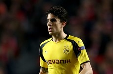 Dortmund defender returns to training one month after bomb attack on team bus