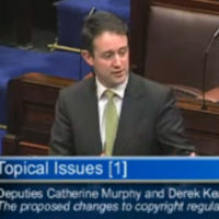 VIDEO: Today's Dáil discussion on the controversial 'Irish SOPA'