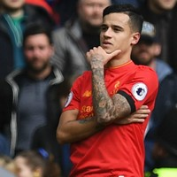 Coutinho's car window smashed outside Anfield during Liverpool awards