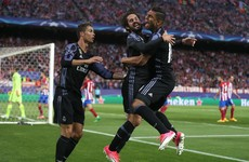 No miracle as Real Madrid survive early scare to reach Champions League final