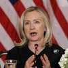 Clinton hints at plans to step down - even if Obama wins