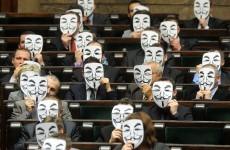 Poland signs ACTA copyright treaty amid protests