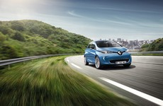 The new extended range Renault Zoe has arrived in Ireland