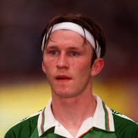 'I got the phone call from Brian Kerr and remember roaring crying in front of my ma'