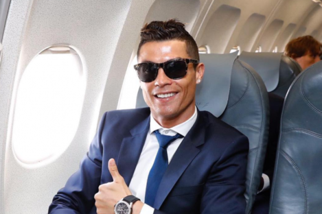 Ronaldo's total assets are said to be worth £191 million.
