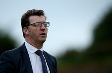 Confirmed: Roddy Collins is named Athlone Town manager for a second time