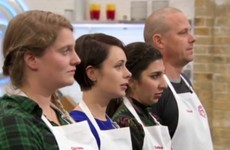 One of the contestants was kicked off Masterchef in seriously controversial circumstances