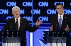 Aggressive Romney slams Gingrich in final pre-Florida debate
