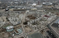 London's unemployed strive to get Olympic jobs