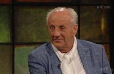 Paul Costelloe made some seriously dodgy remarks about women on The Late Late Show last night