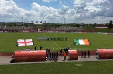 Ireland bow out of U17 Euros after quarter-final defeat to England