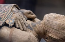 Archaeologists discover 17 mummies in Egypt catacombs