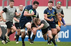 Turning Japanese? Leinster's James Ryan lines out for Munster against Ireland U20s ahead of summer tour