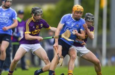 12-point haul from Sean Currie leaves Dublin minor hurlers one game away from Leinster two-in-a-row