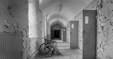 'It felt very oppressive': Eerie photos show abandoned asylum in west of Ireland