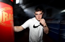 National Boxing Championships: Ward fit and ready to defend his title