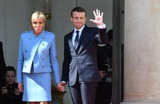 Emmanuel Macron has been sworn in as French president