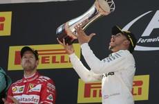 Hamilton overtakes Vettel to win thrilling Spanish Grand Prix