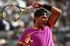 Rafael Nadal equals Djokovic record with Madrid Open triumph