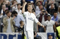 Another remarkable record for Cristiano Ronaldo as Real Madrid close in on Spanish title