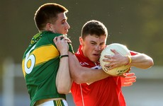 7 players from last week's Kerry-Cork minor clash to feature in tomorrow's Munster U17 football final