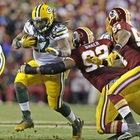 Eddie Lacy pockets tidy $55k bonus from the Seahawks for meeting weight-loss target that's written into his contract