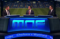 Jamie Carragher and Gary Neville picked their teams of the season on MNF last night