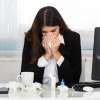 Poll: Have you ever gone to work when you were sick?