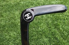 Chanel's €1260 branded boomerang is coming in for all sorts of criticism