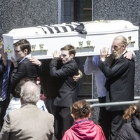 'Conor found something on the internet that went wrong' - Funeral held for tragic teenage boy in Clare