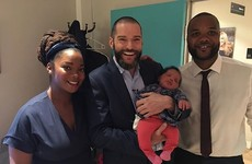The lovely story of the first ever baby to come out of First Dates is melting hearts
