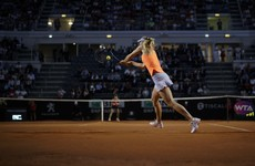 Women's Tennis Association not happy with French Open's Maria Sharapova snub