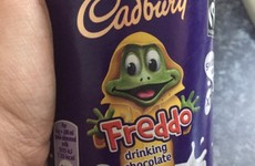 Freddo hot chocolate is a real thing and it's already arrived in Belfast